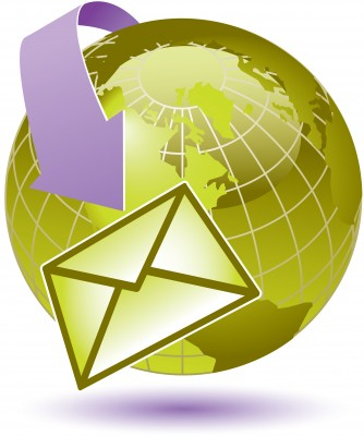 JPEG of email icon